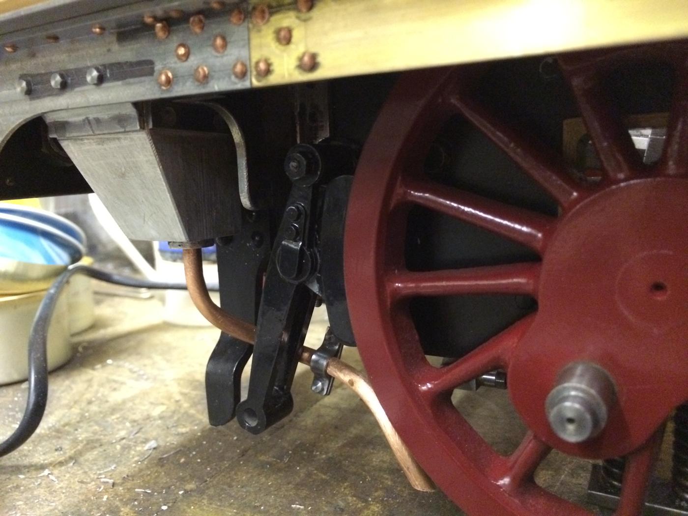 test 5 gauge pannier rebuild sander pipe detail 03