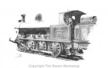 test LNWR A Class