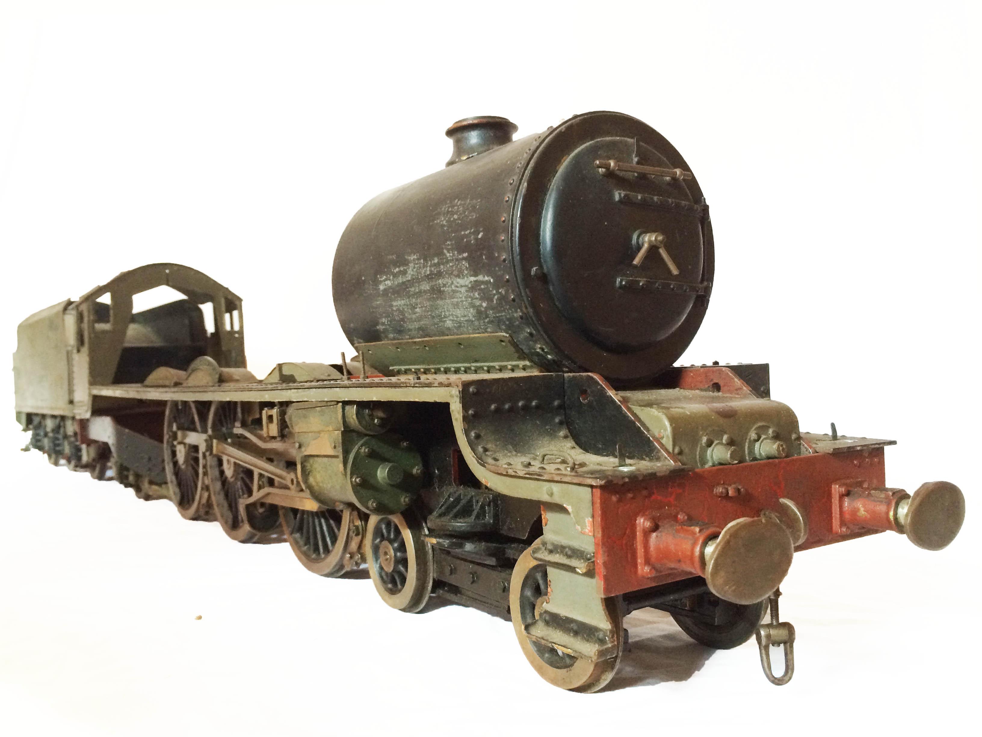 test LMS Princess Royal loco 01