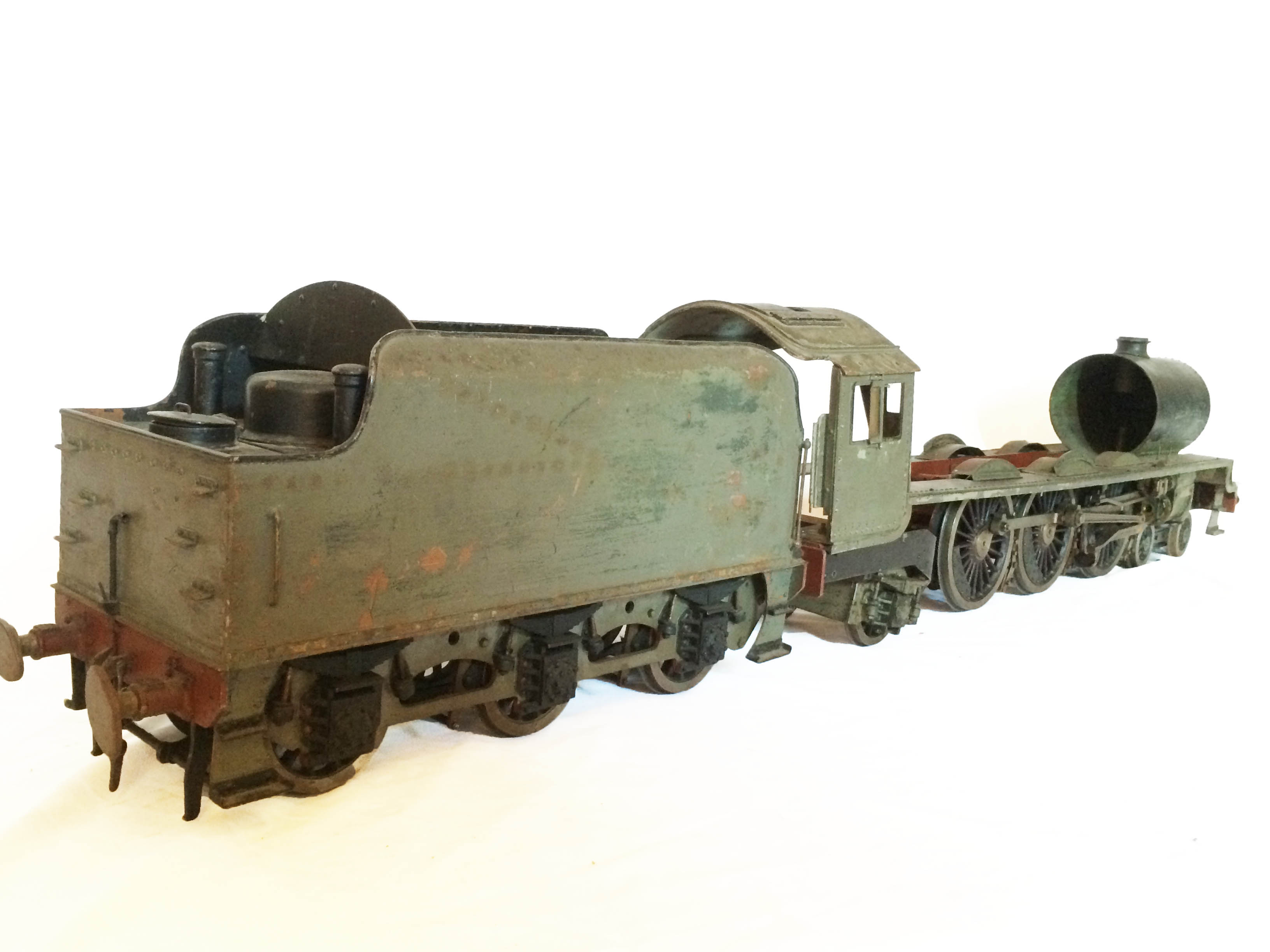 test LMS Princess Royal loco 03