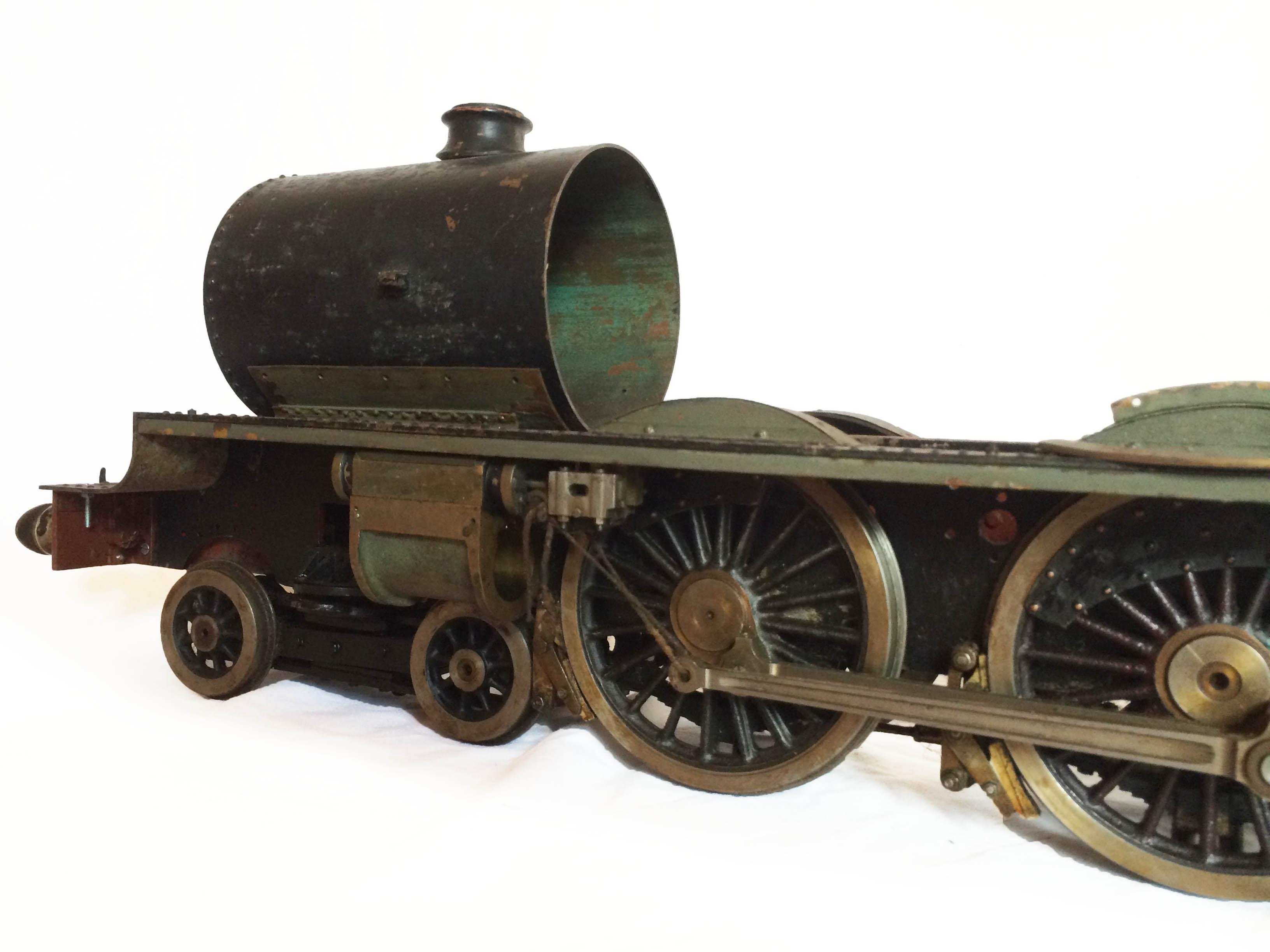 test LMS Princess Royal loco 12