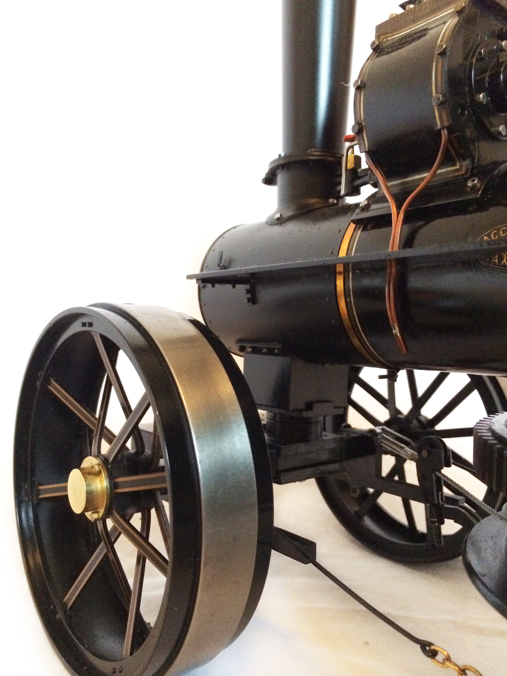 test fowler BB1 ploughing engine 02