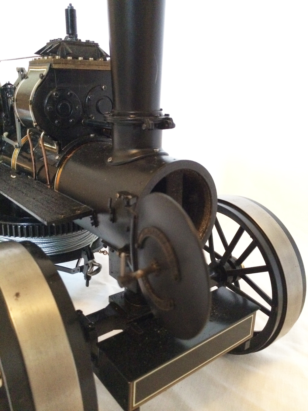 test fowler BB1 ploughing engine 03