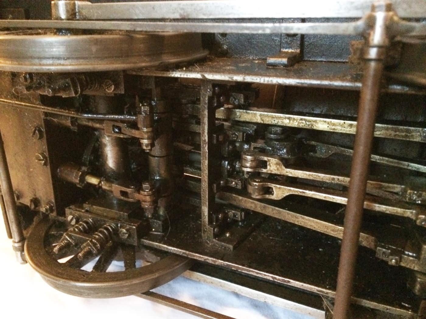 test 3 and a half inch live steam LMS Jinty for sale 03