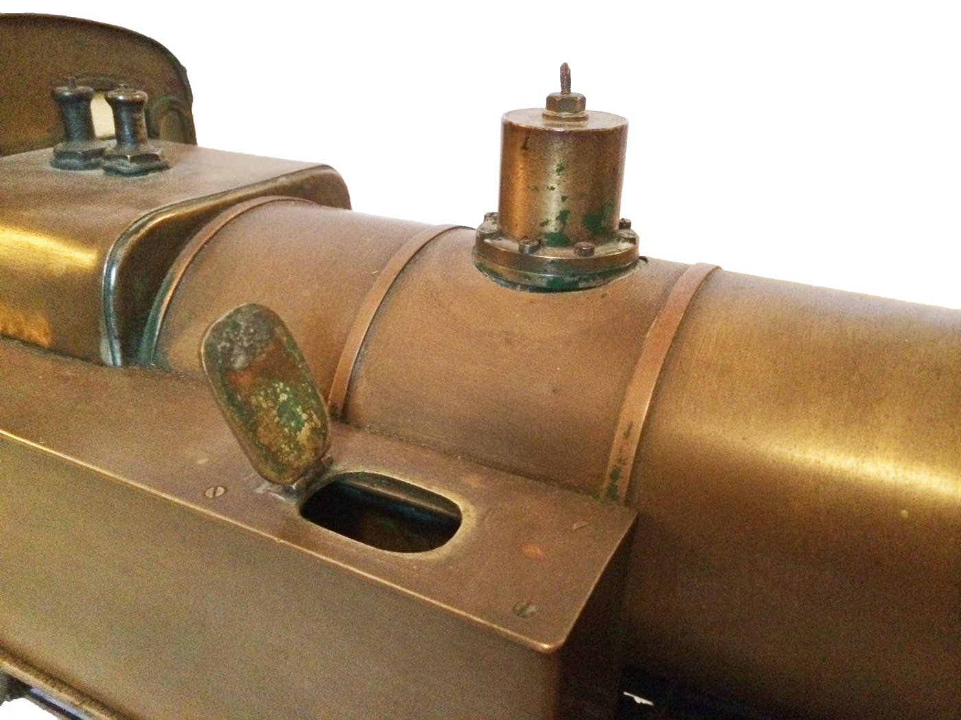 test 3 and a half inch live steam LMS Jinty for sale 08