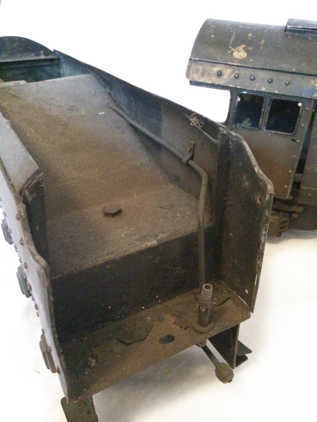 test Gauge 3 LNER A3 04