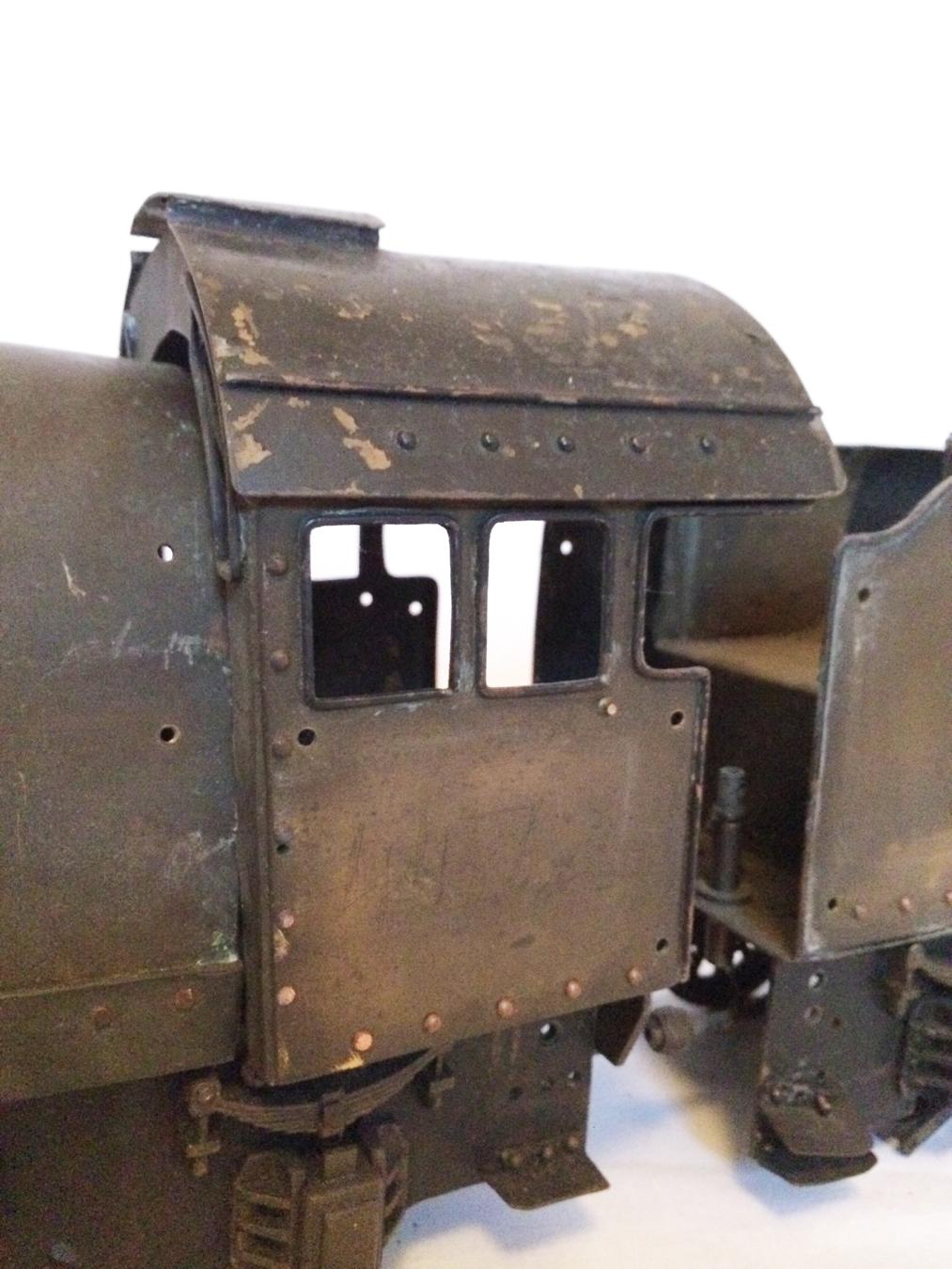 test Gauge 3 LNER A3 11