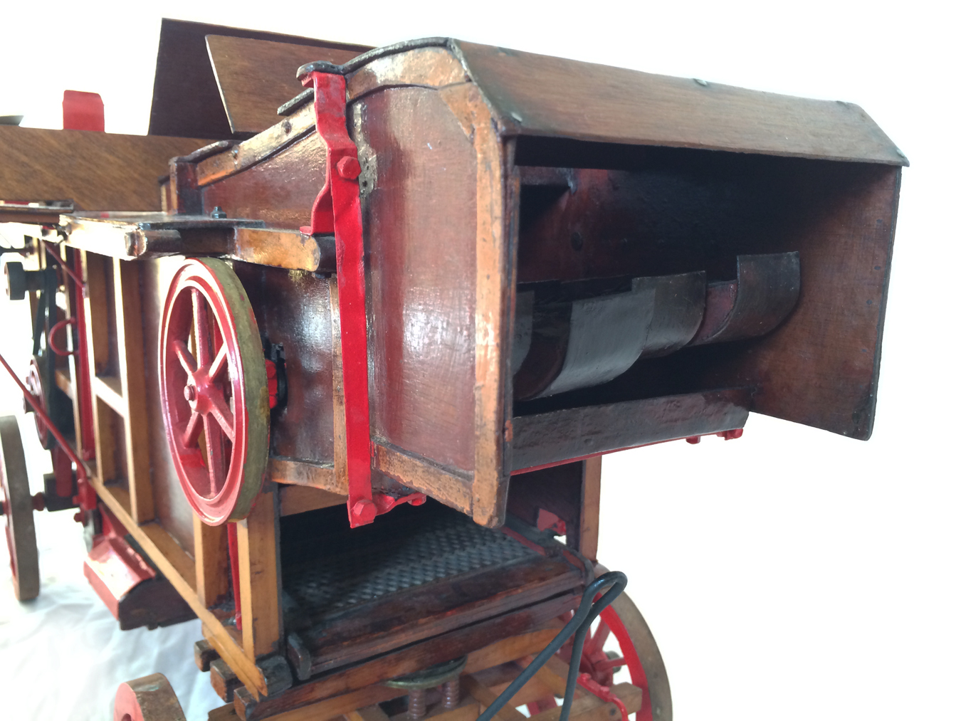 test Marshall Threshing Machine 13
