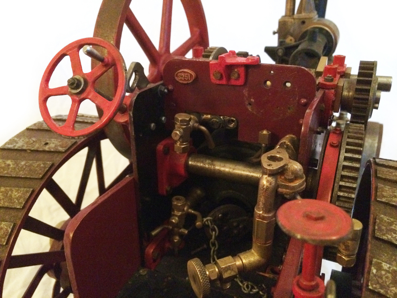 test Live Steam Royal Chester Traction Engine For Sale 03