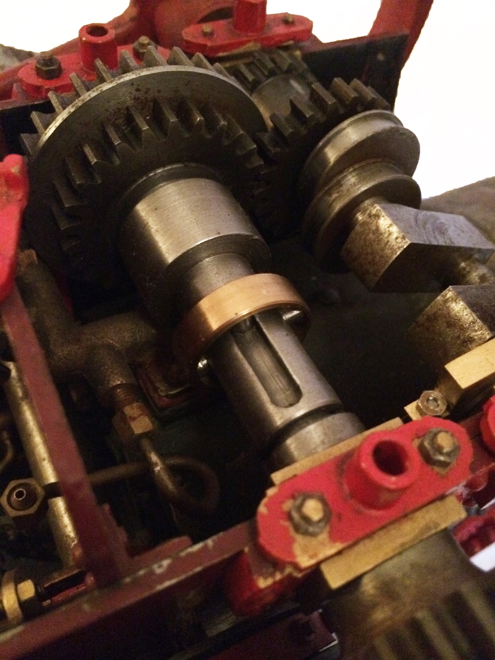 test Live Steam Royal Chester Traction Engine For Sale 04