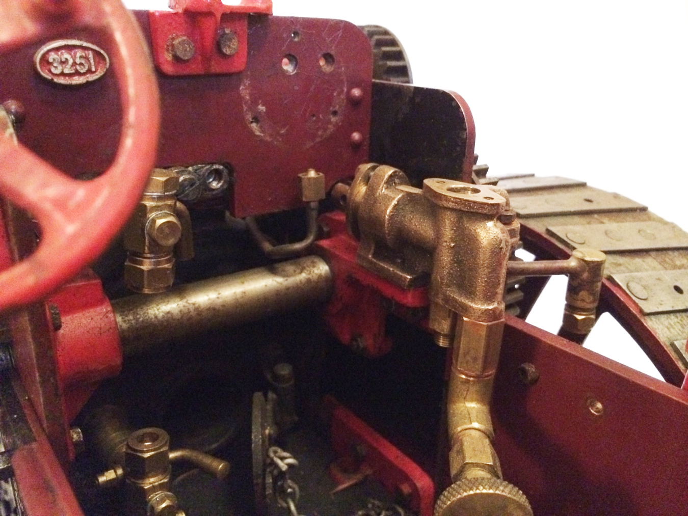 test Live Steam Royal Chester Traction Engine For Sale 11