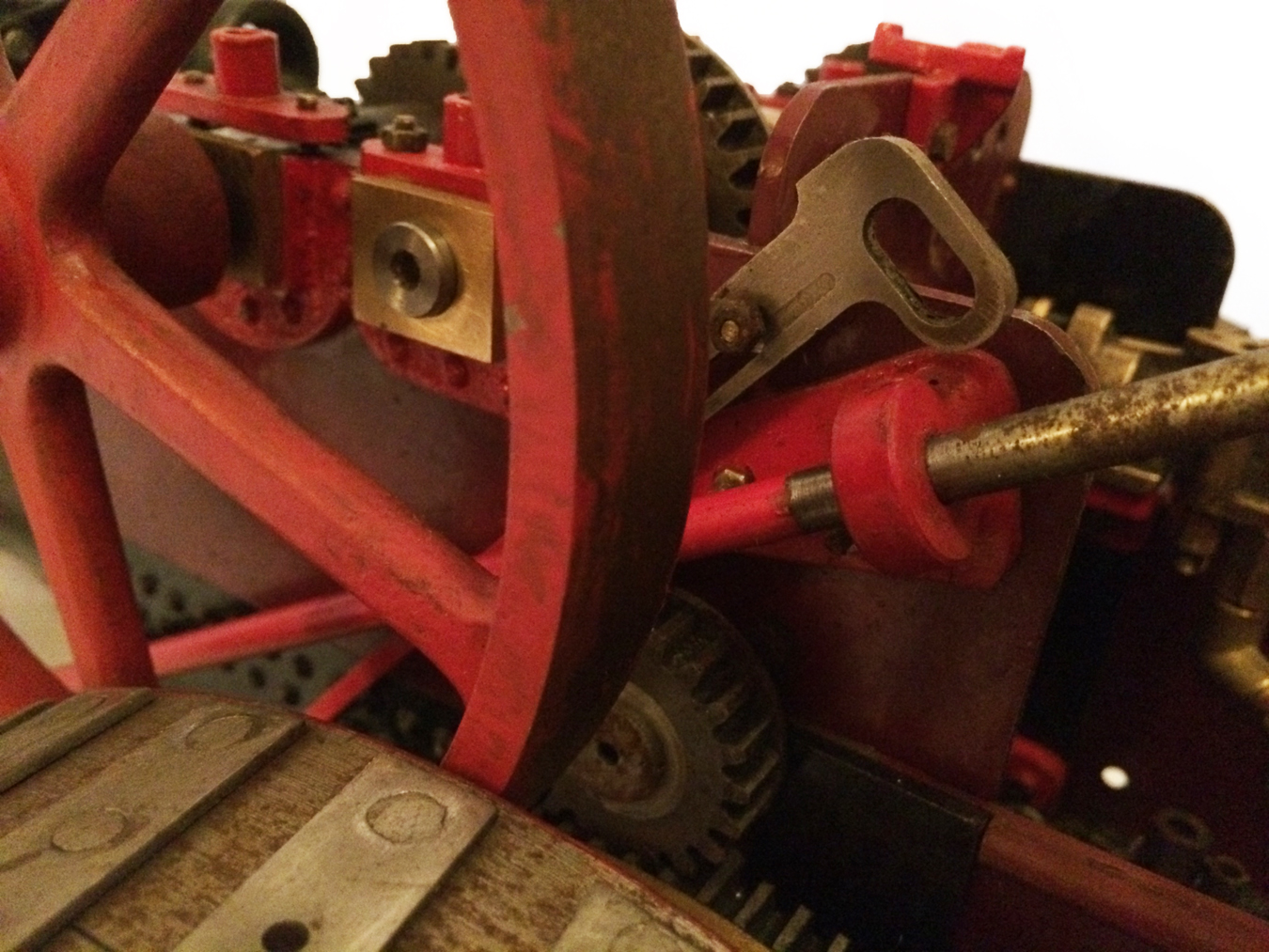 test Live Steam Royal Chester Traction Engine For Sale 12