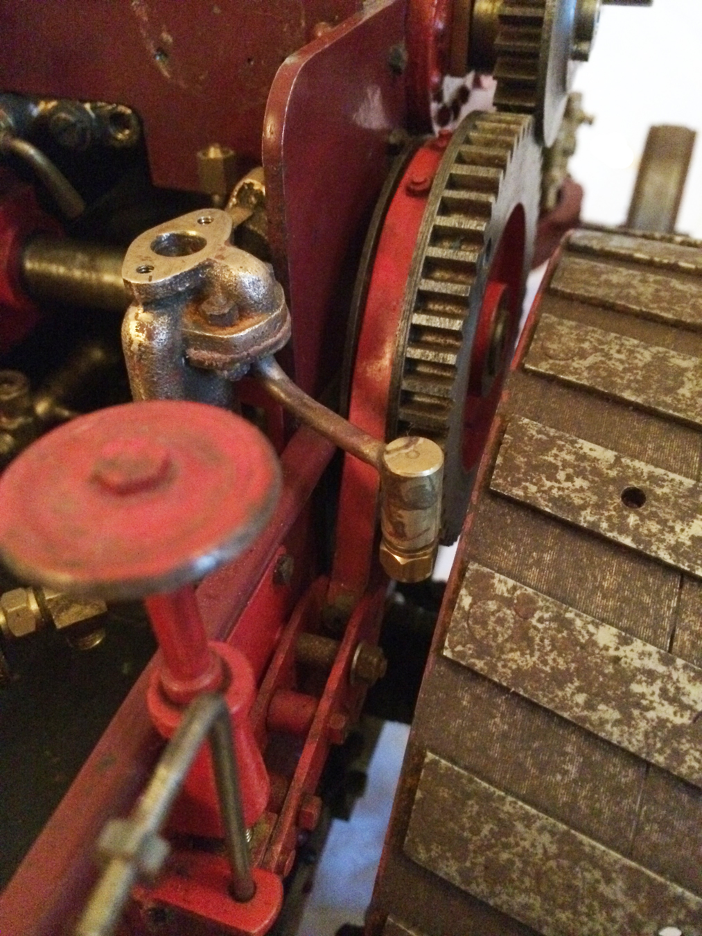 test Live Steam Royal Chester Traction Engine For Sale 18