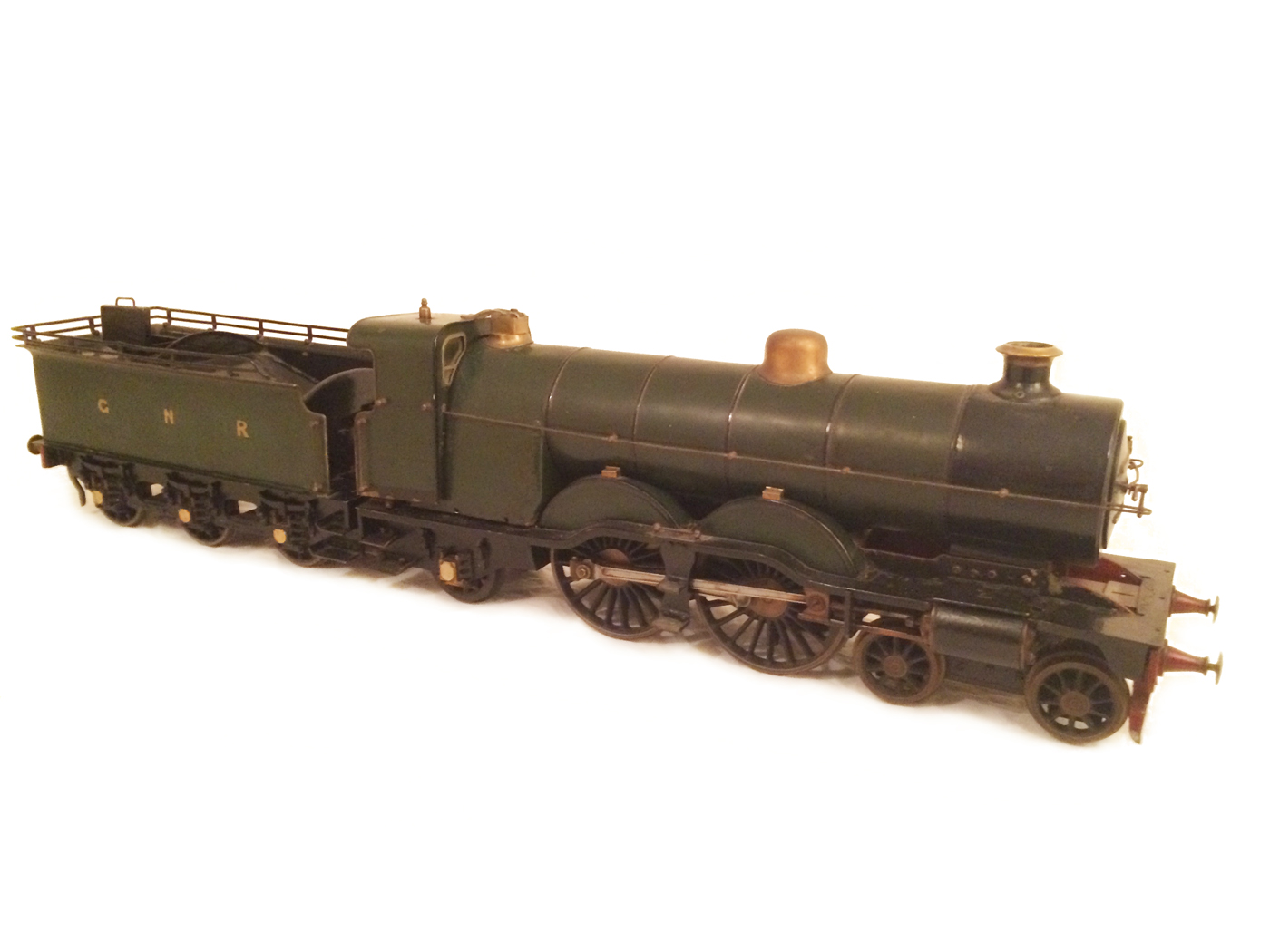 test live steam GNR Atlantic for sale 07