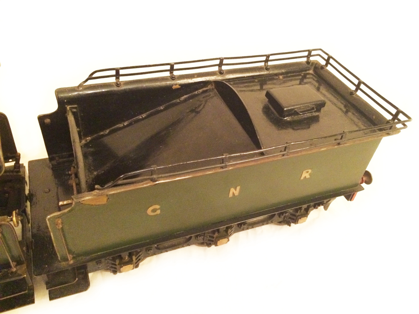 test live steam GNR Atlantic for sale 11