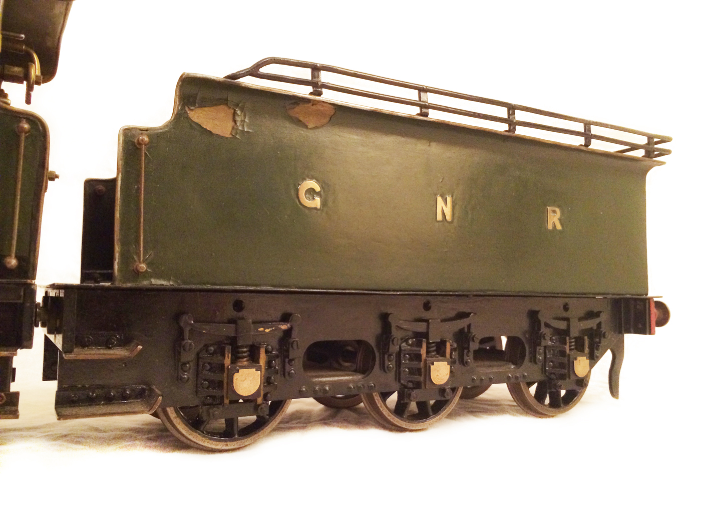 test live steam GNR Atlantic for sale 12