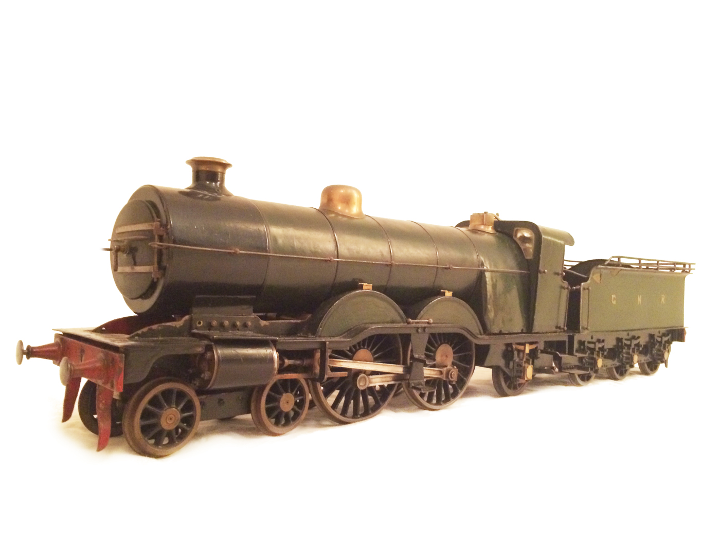 test live steam GNR Atlantic for sale 14