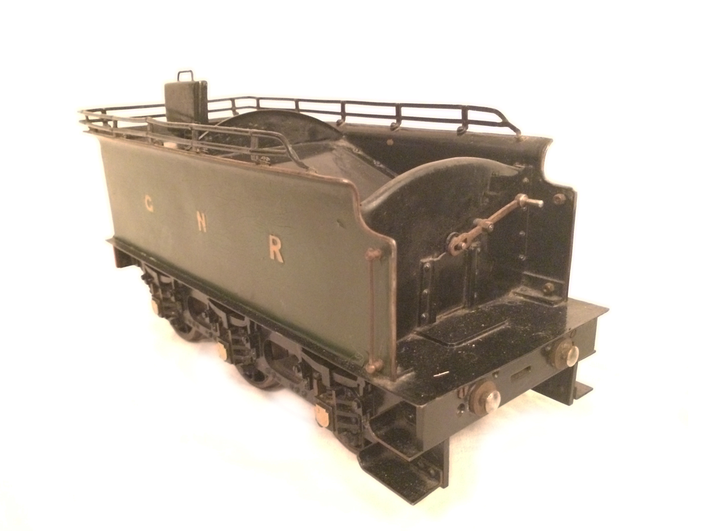 test live steam GNR Atlantic for sale 15