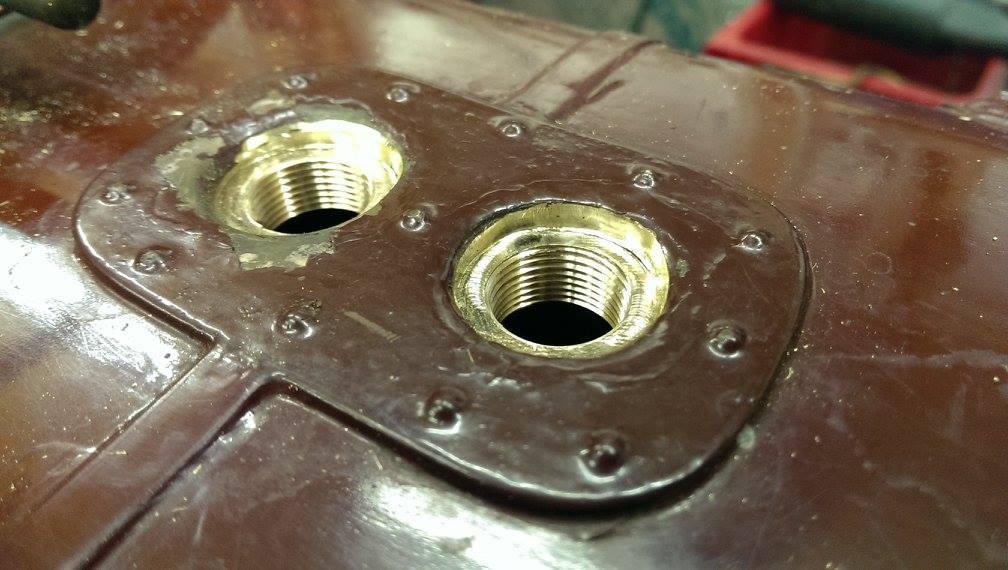 test 5 gauge rebuilt scott safety valve bushes live steam for sale