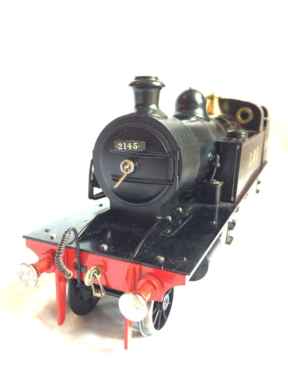 test Gauge 1 LT&SR 4-4-2T Live Steam locomotive for sale 14