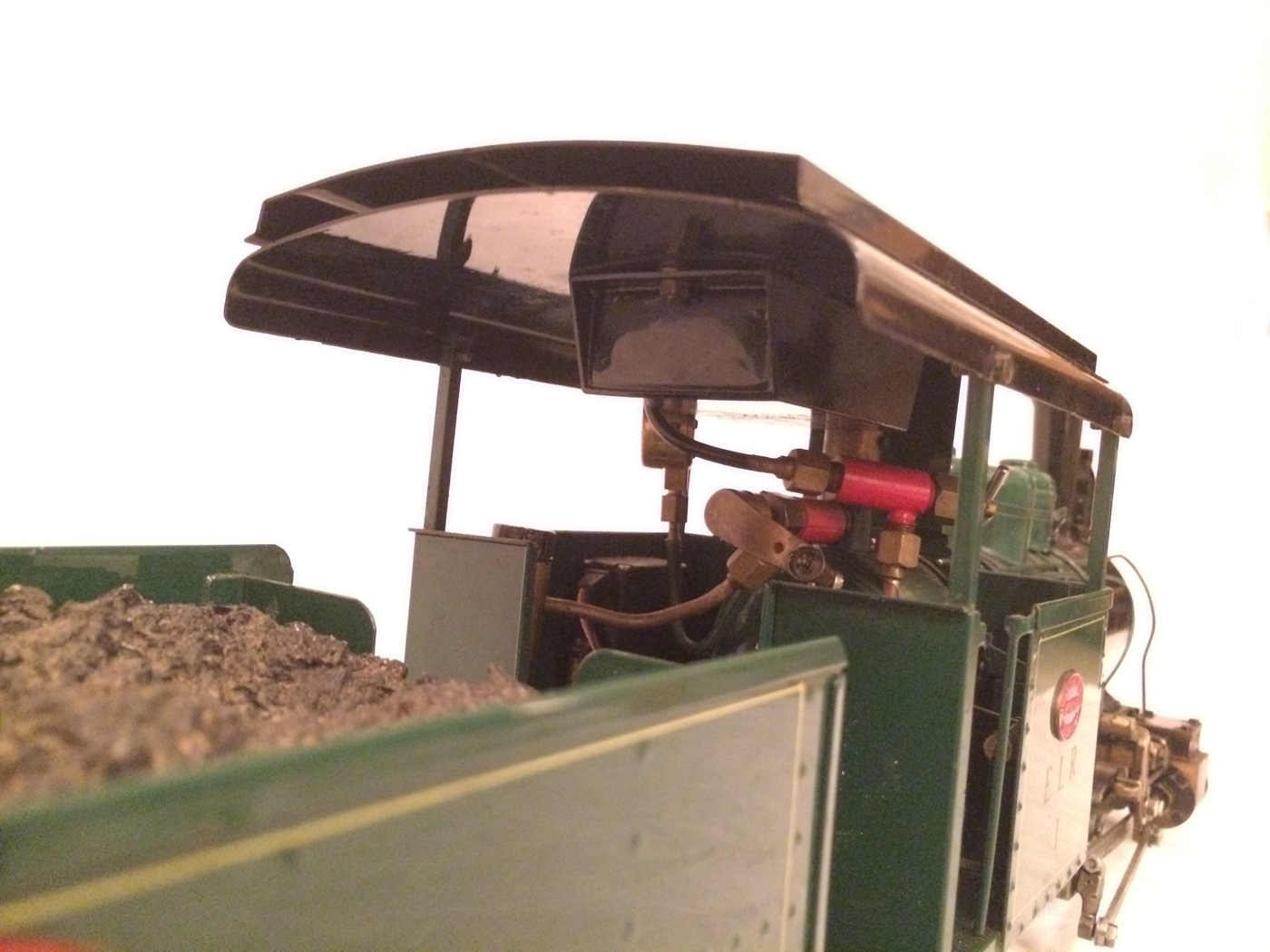 test Gauge 1 Roundhouse live steam fowler for sale 06