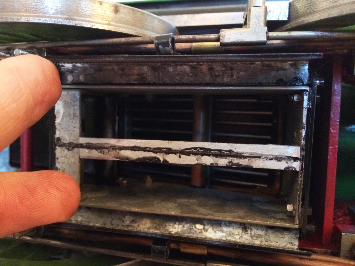 test Southern King Arthur live steam miniature locomotive for sale 15