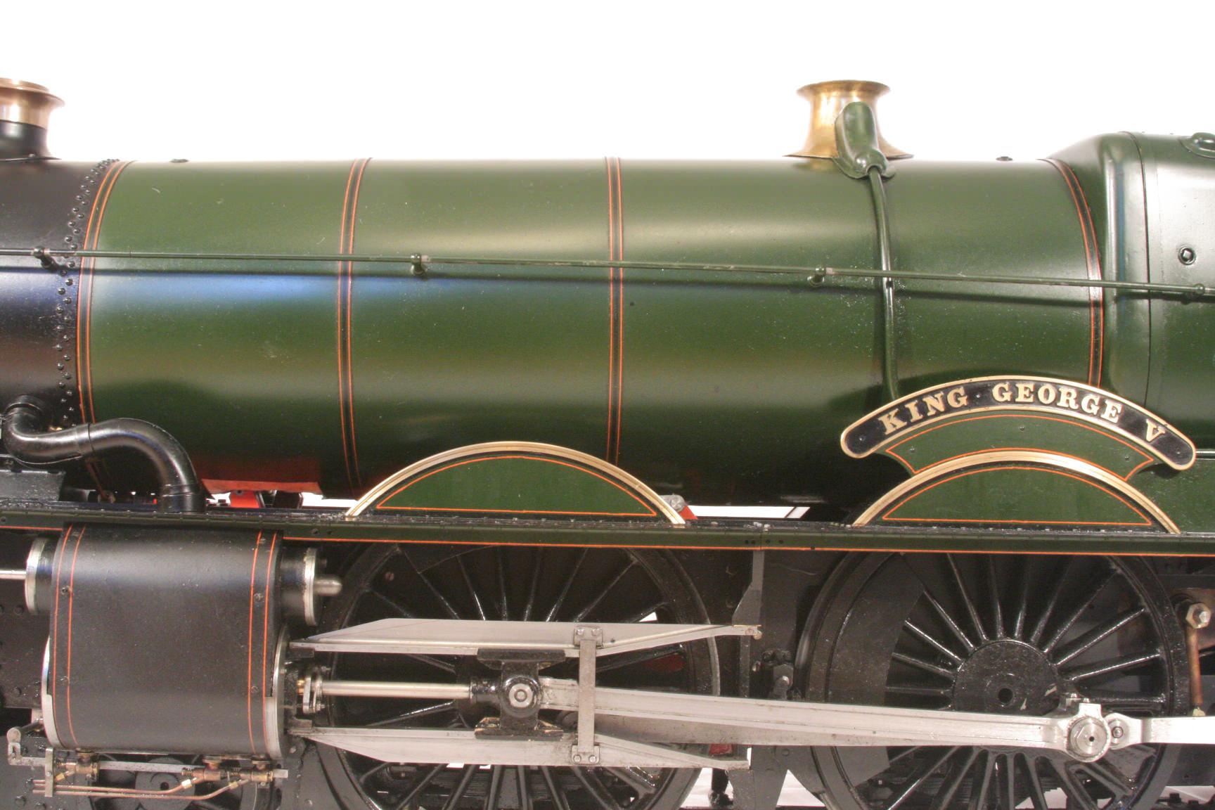 Steam Workshop | 5″ GWR King