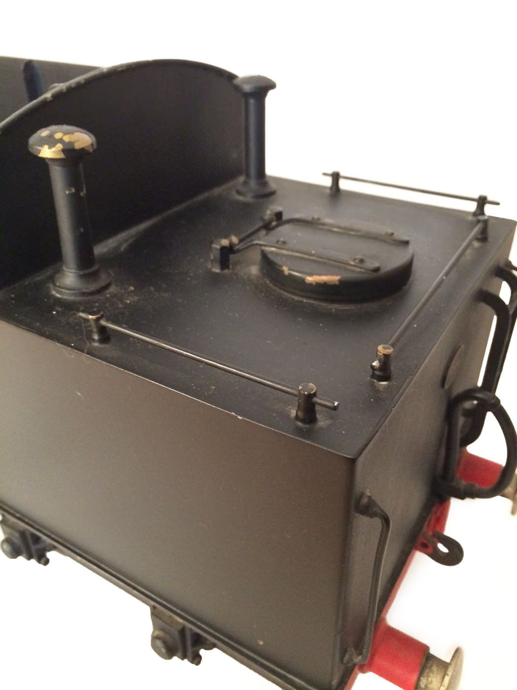 test 3 and a half inch gauge WD Austerity live steam locomotive for sale 15