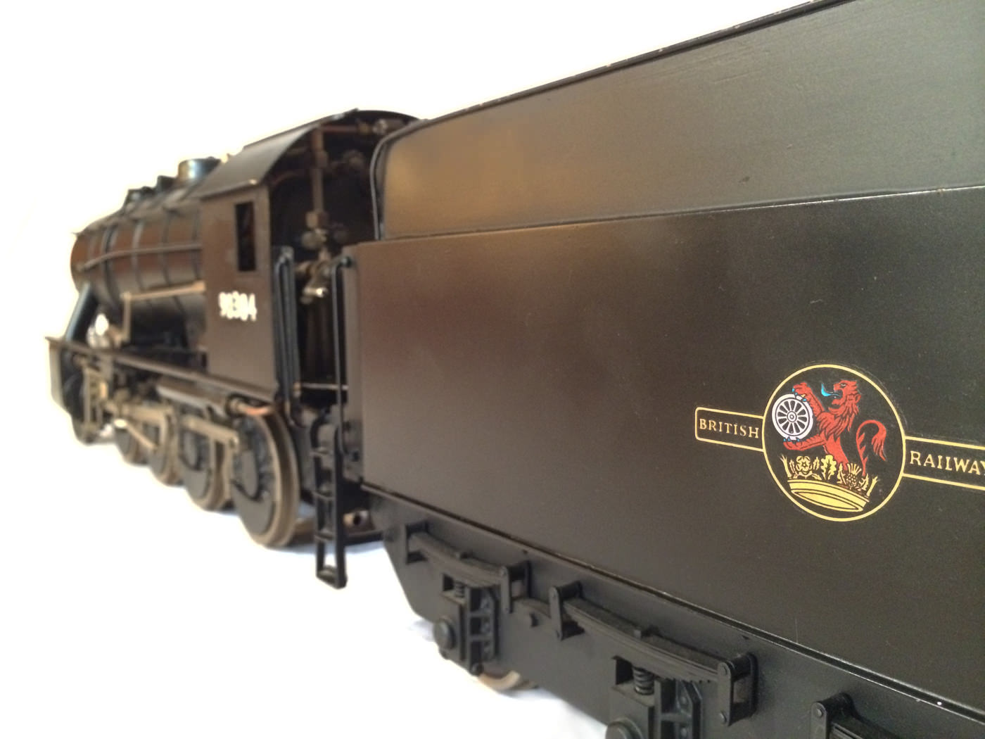 test 3 and a half inch gauge WD Austerity live steam locomotive for sale 16
