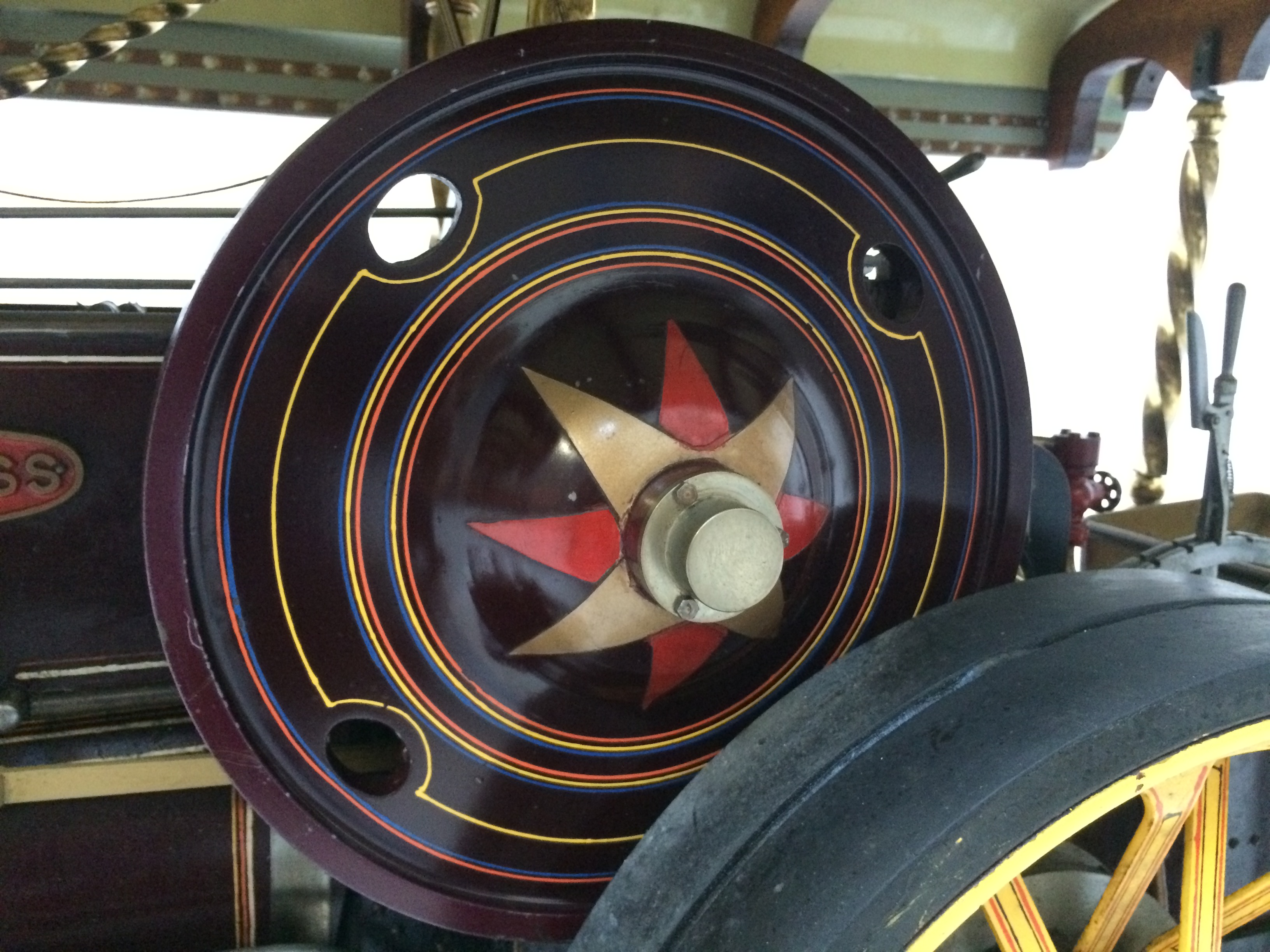 test 2 scale Fowler Showmans Engine Princess live steam traction engine for sale 07