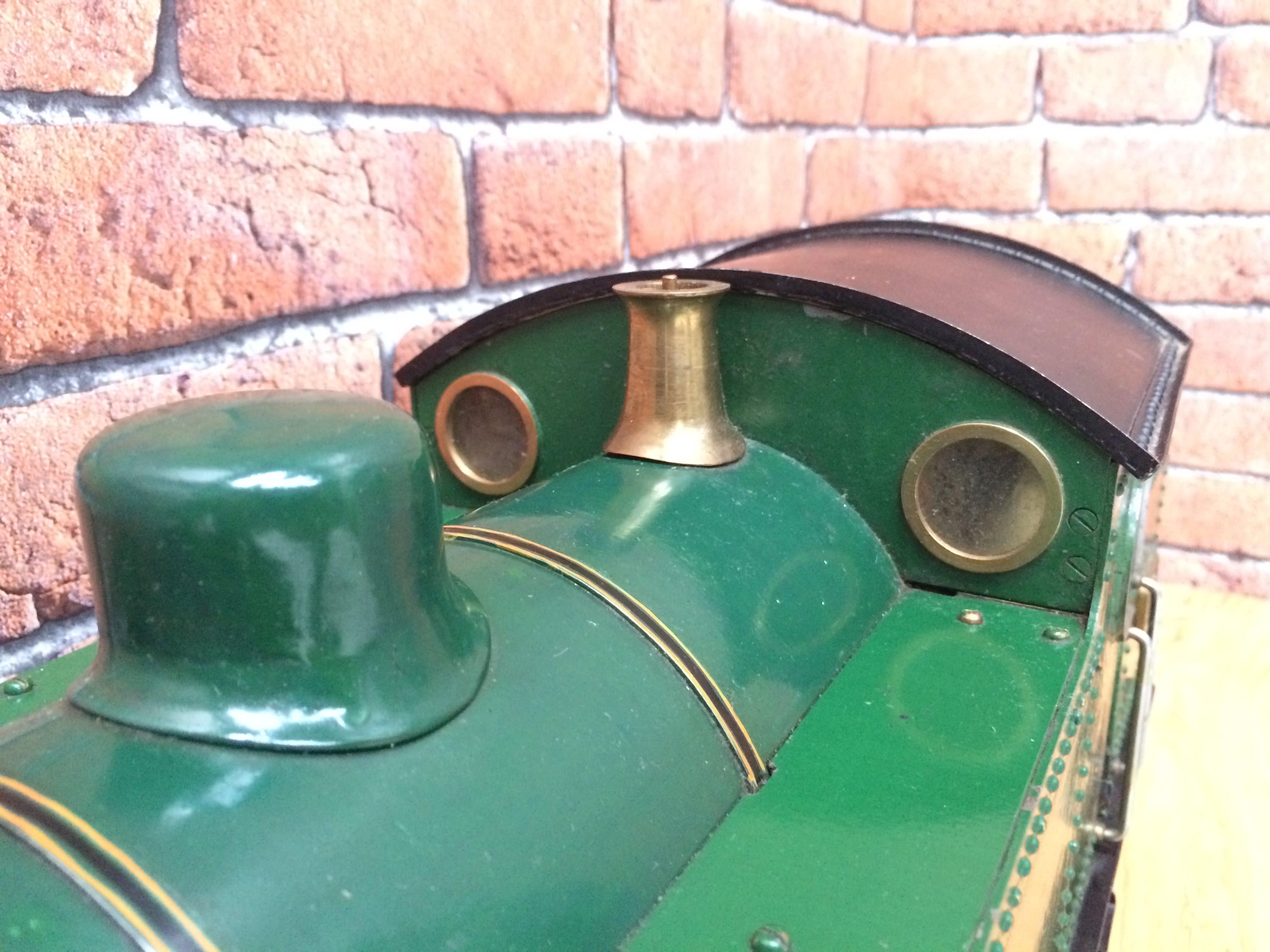 test 3 inch gauge freelance live steam tank engine for sale 07