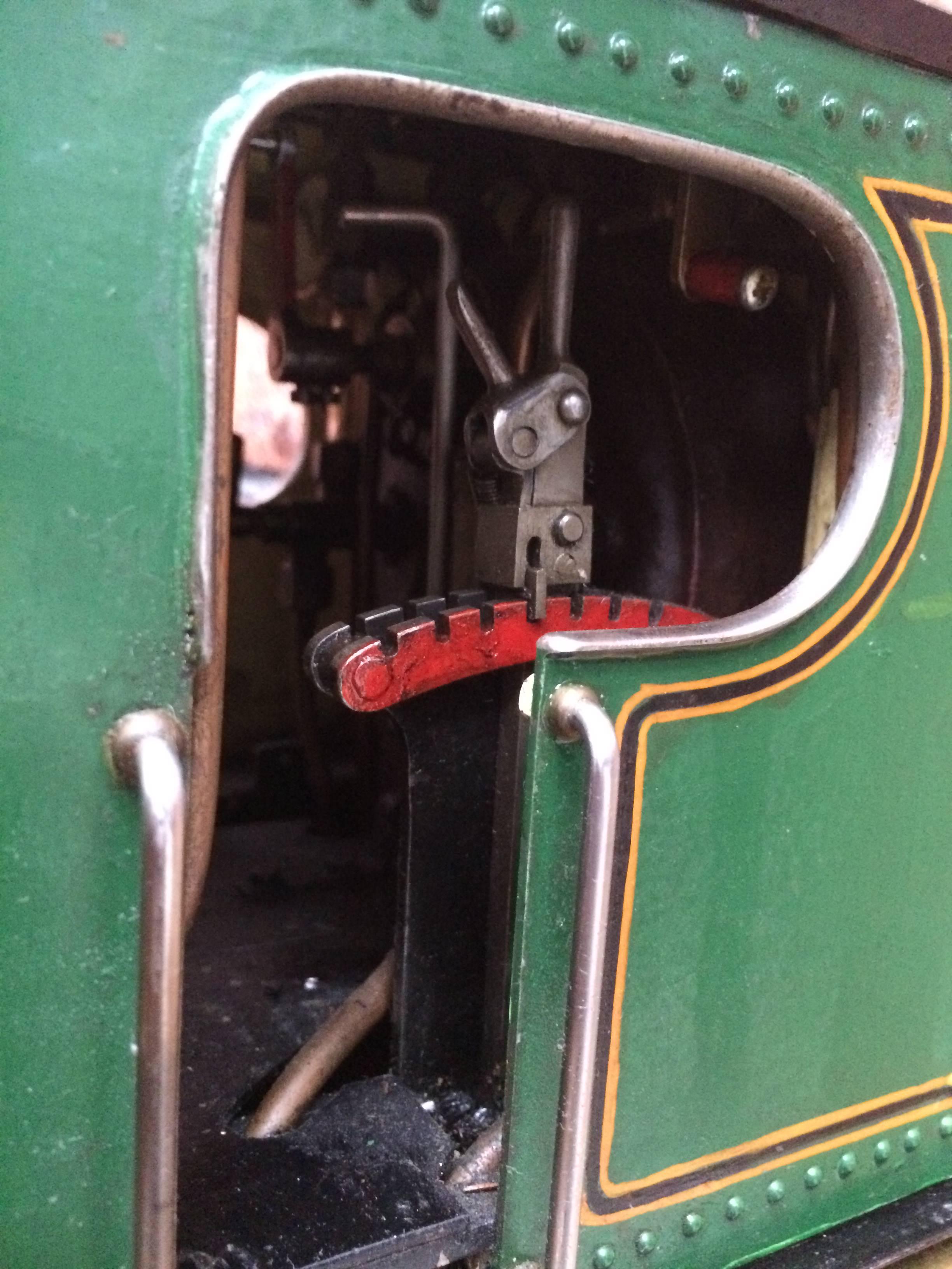 test 3 inch gauge freelance live steam tank engine for sale 12