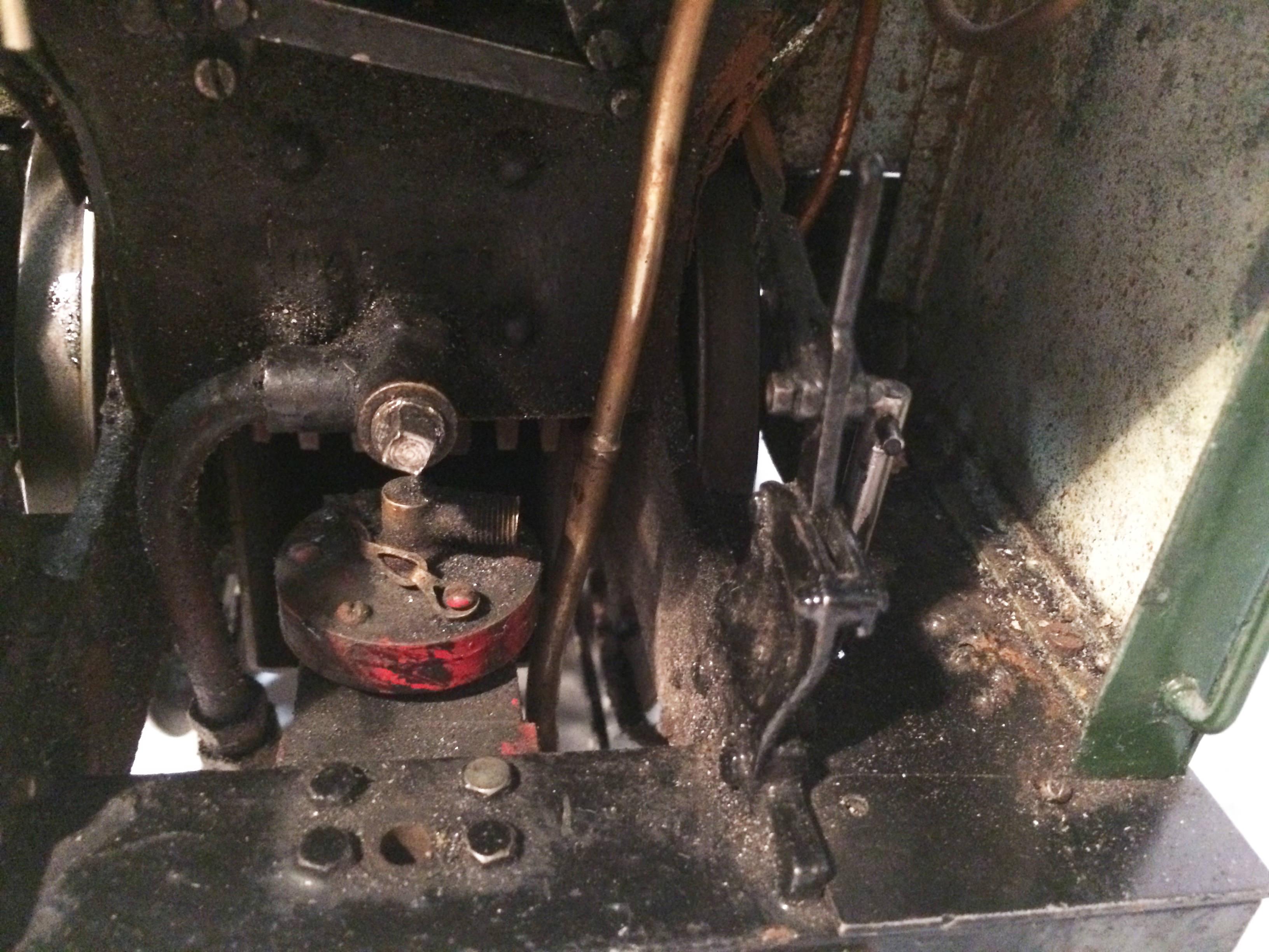 test 3 gauge LMS Stanier Jubilee live steam locomotive for sale 06