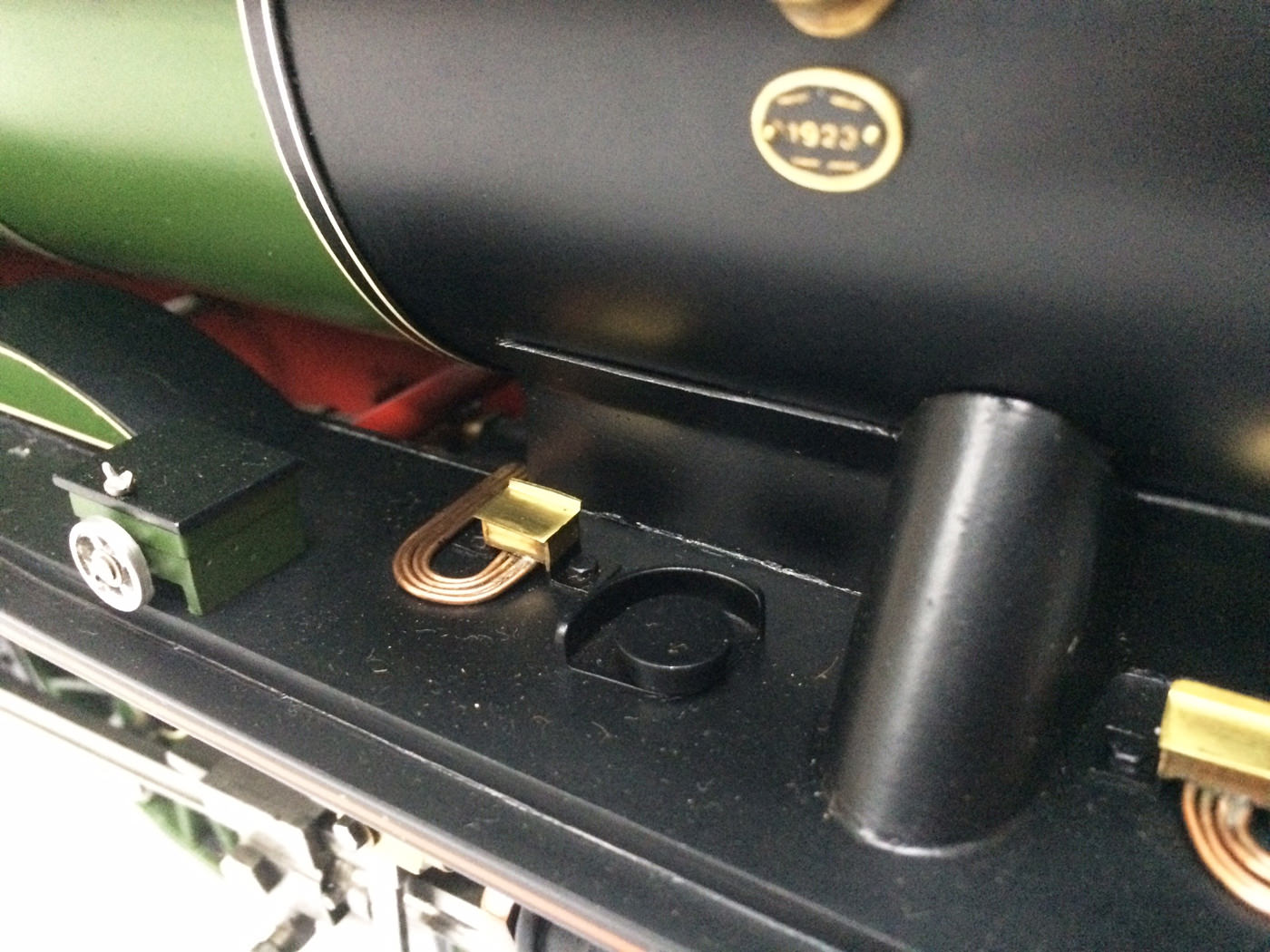 test gauge 3 live steam A3 Flying Scotsman for sale 02