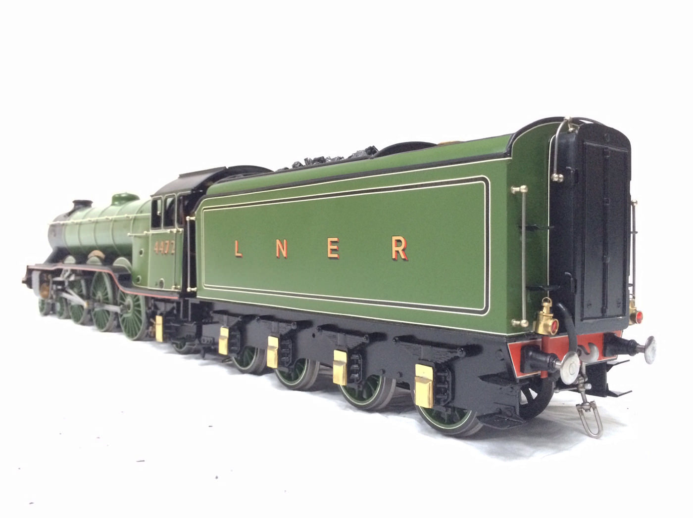 test gauge 3 live steam A3 Flying Scotsman for sale 10