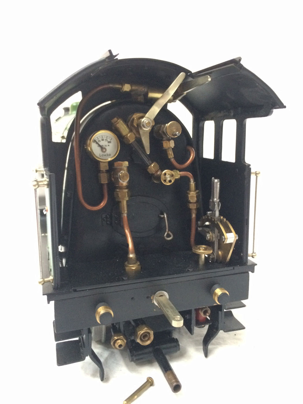 test gauge 3 live steam A3 Flying Scotsman for sale 18