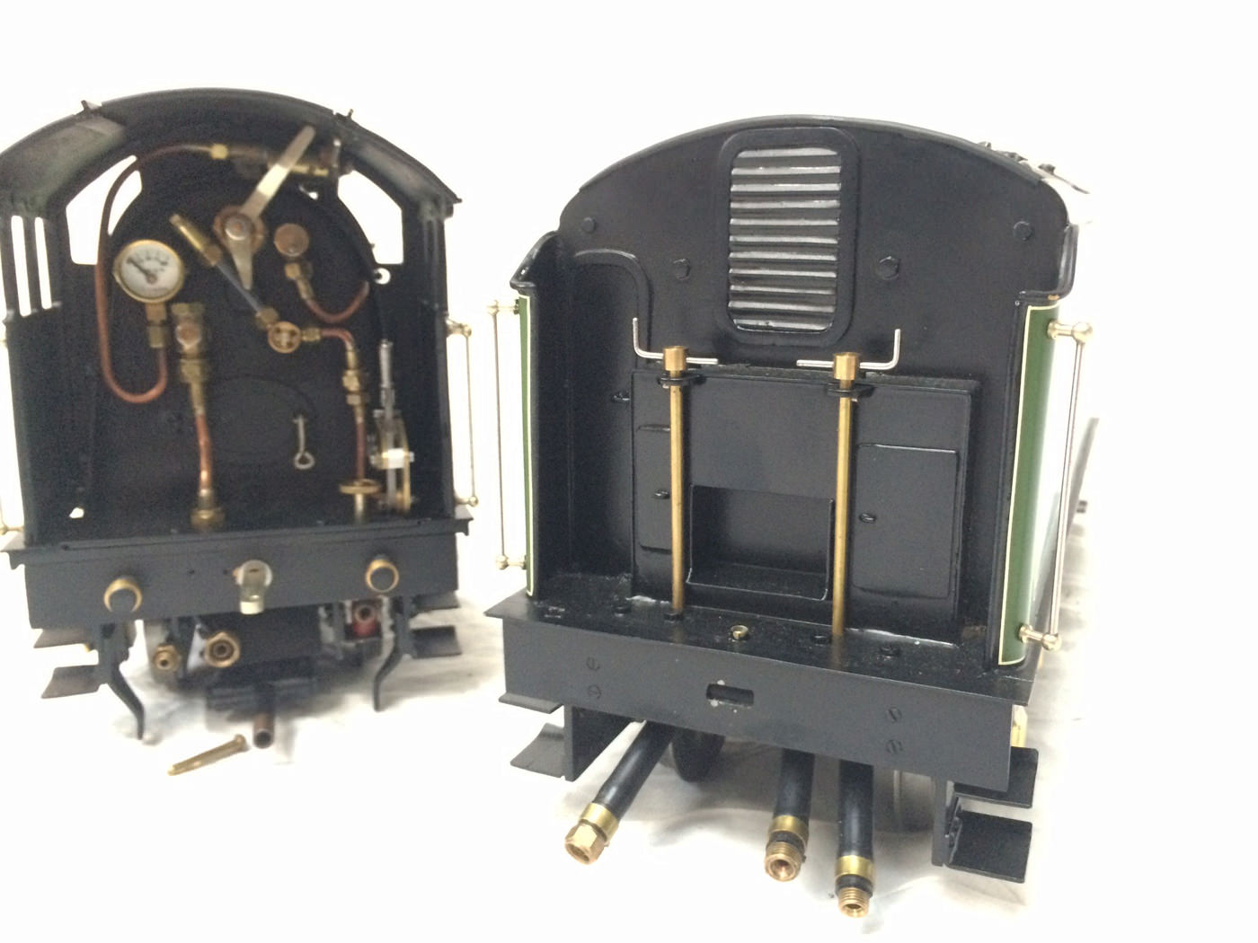 test gauge 3 live steam A3 Flying Scotsman for sale 19