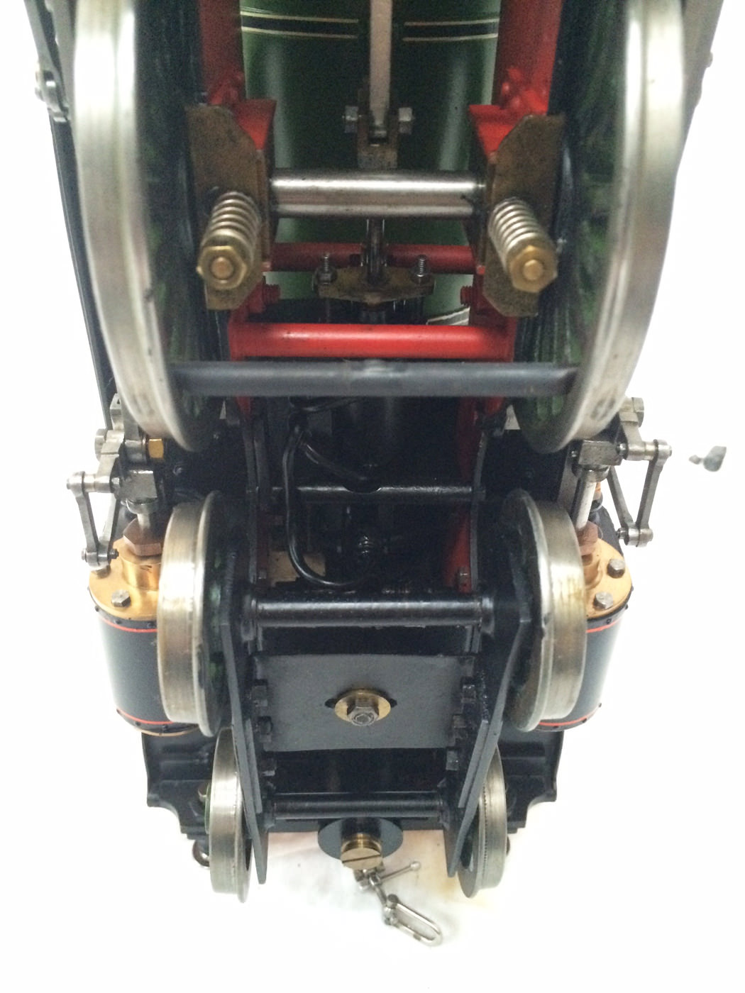 test gauge 3 live steam A3 Flying Scotsman for sale 24