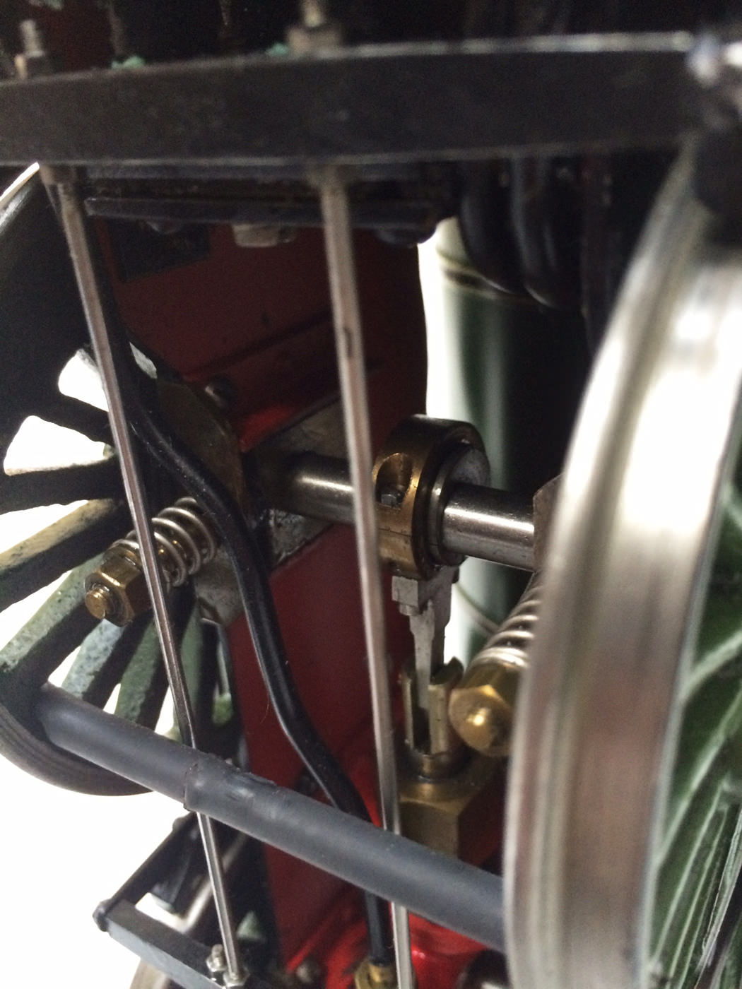 test gauge 3 live steam A3 Flying Scotsman for sale 25