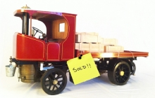 test 2″ Clayton Lorry