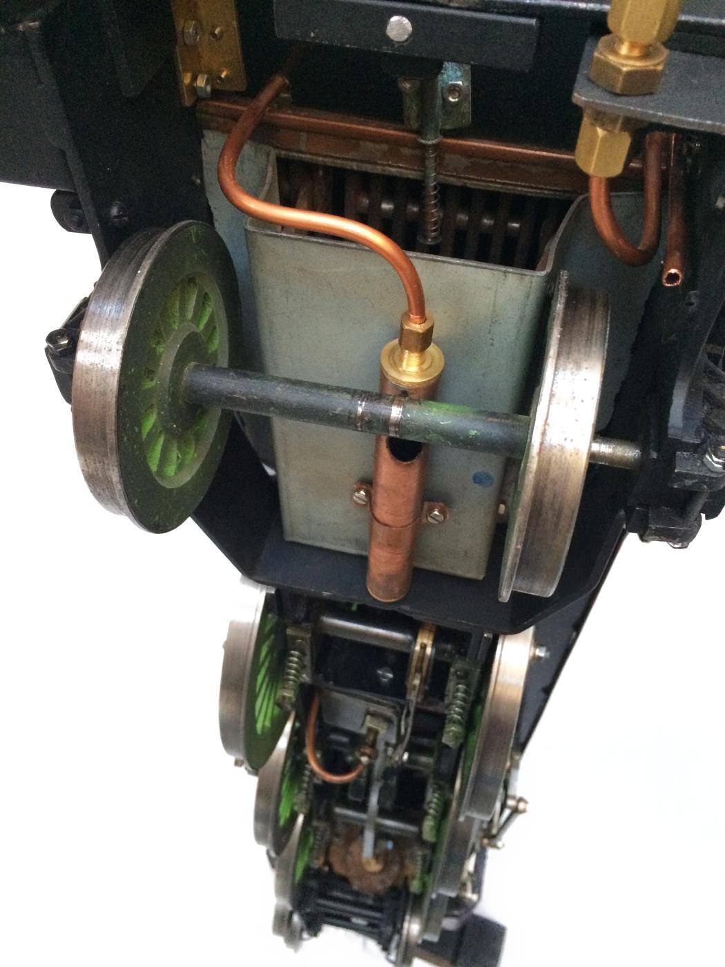 test 3 gauge LNER Gresley A3 Live Steam locomotive for sale 02