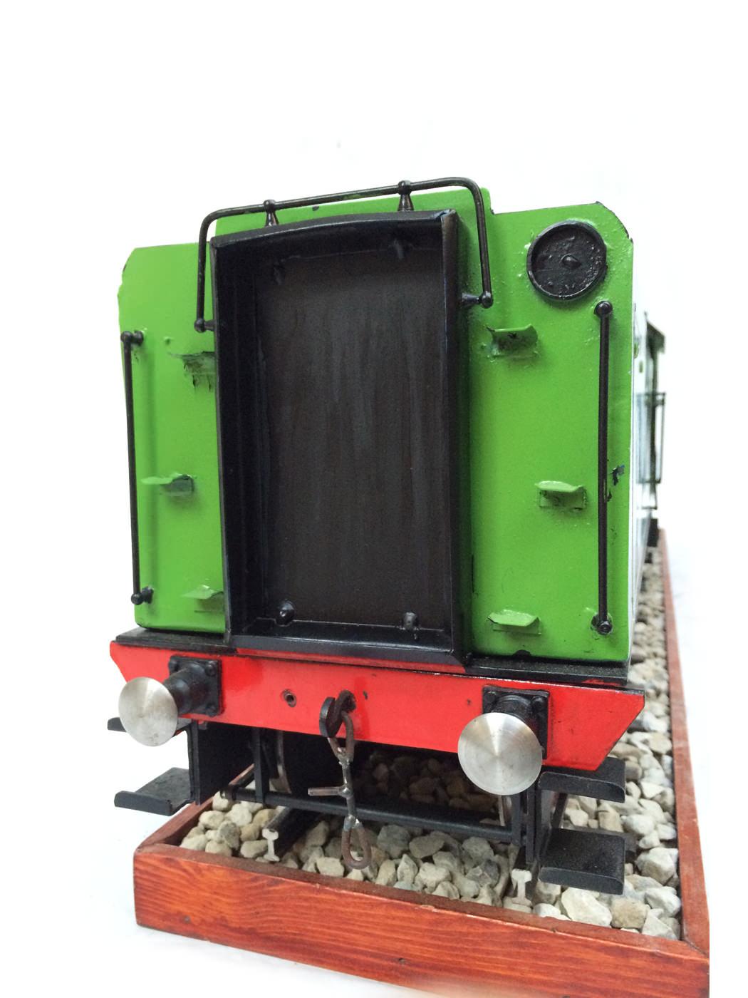 test 3 gauge LNER Gresley A3 Live Steam locomotive for sale 07