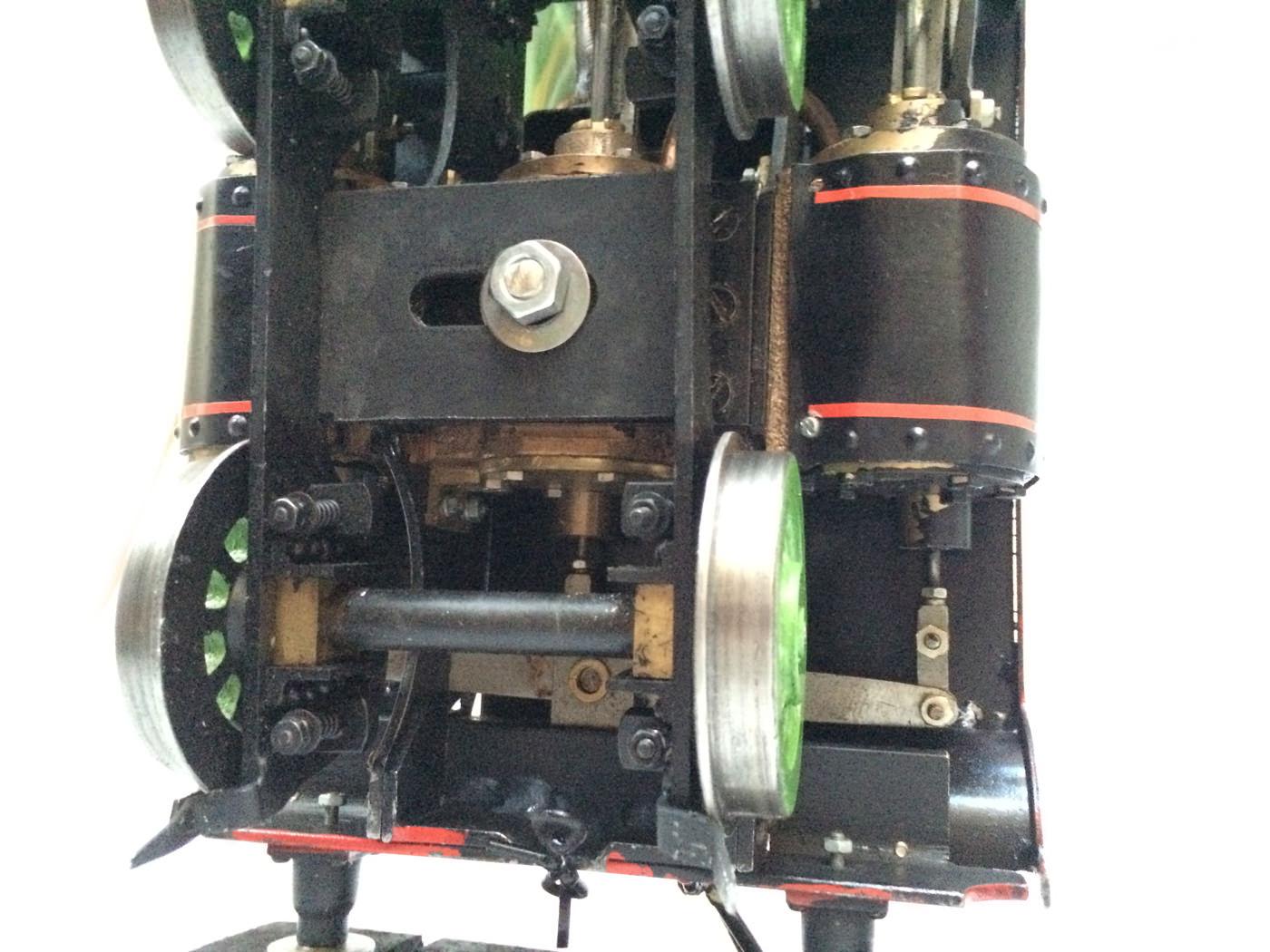 test 3 gauge LNER Gresley A3 Live Steam locomotive for sale 23
