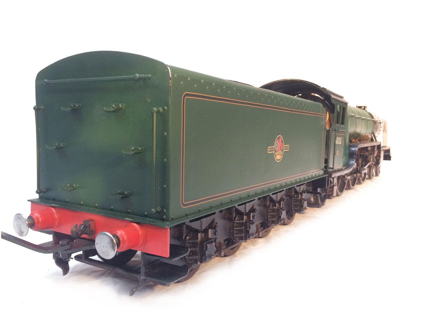 test 3 gauge LNER Thompton A1 Heilan Lassie for sale 03