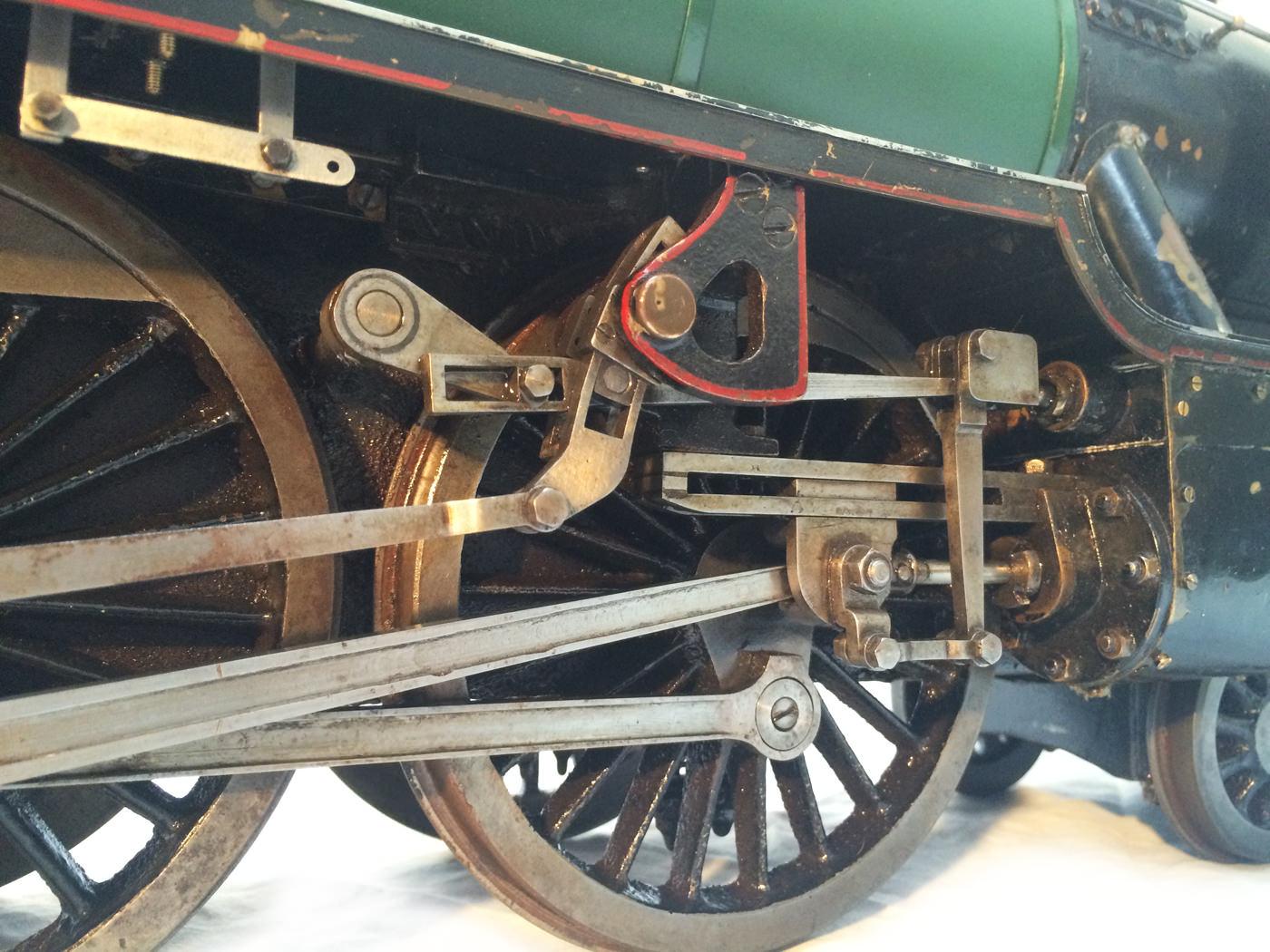 test 3 gauge LNER Thompton A1 Heilan Lassie for sale 05