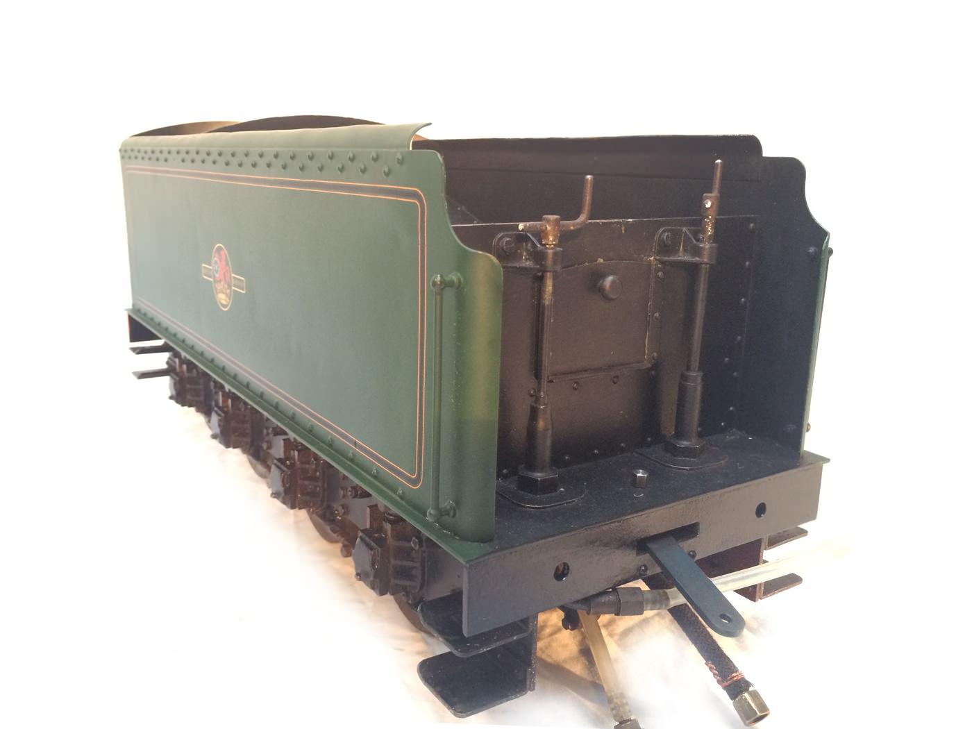 test 3 gauge LNER Thompton A1 Heilan Lassie for sale 10