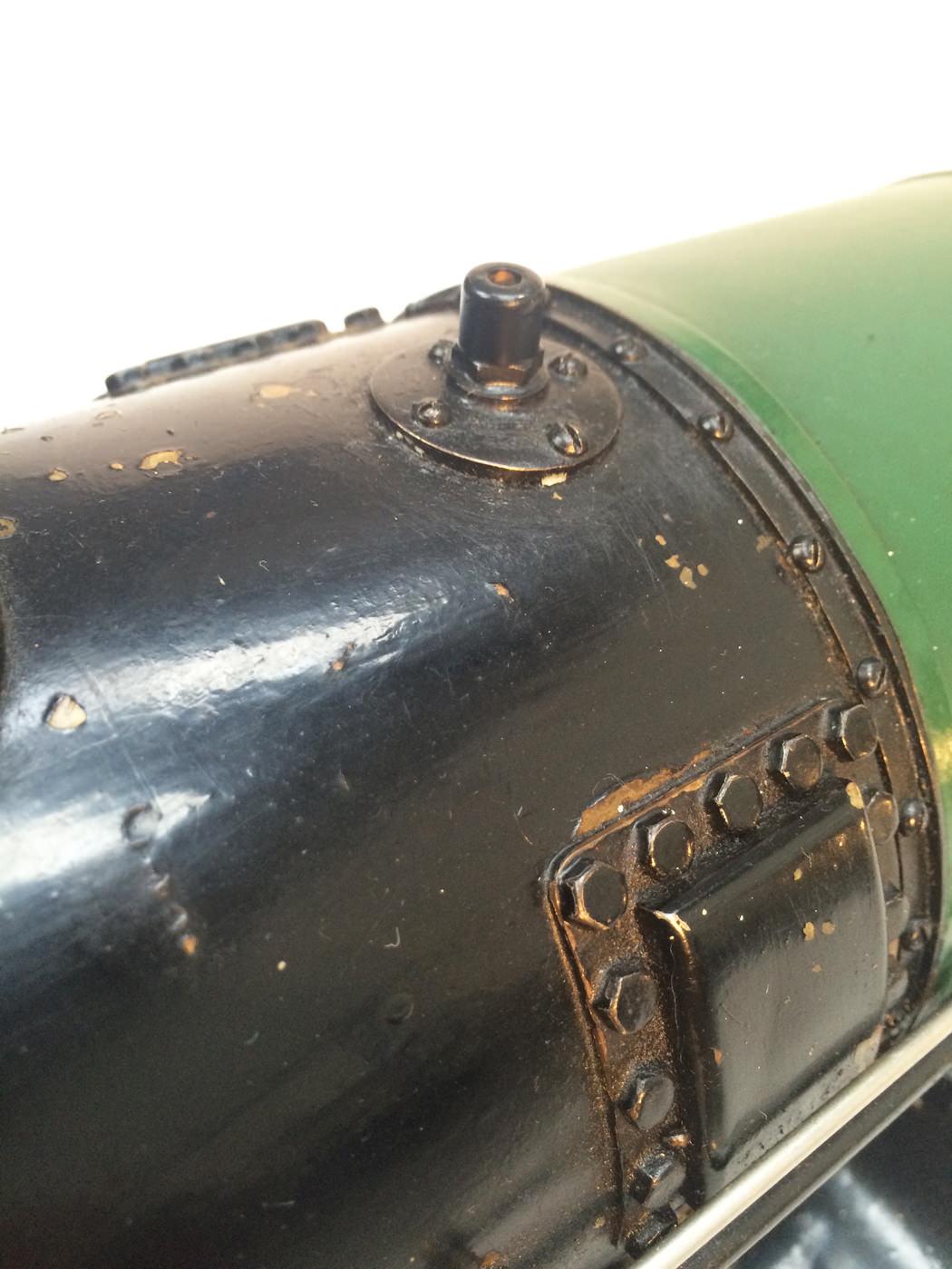 test 3 gauge LNER Thompton A1 Heilan Lassie for sale 12