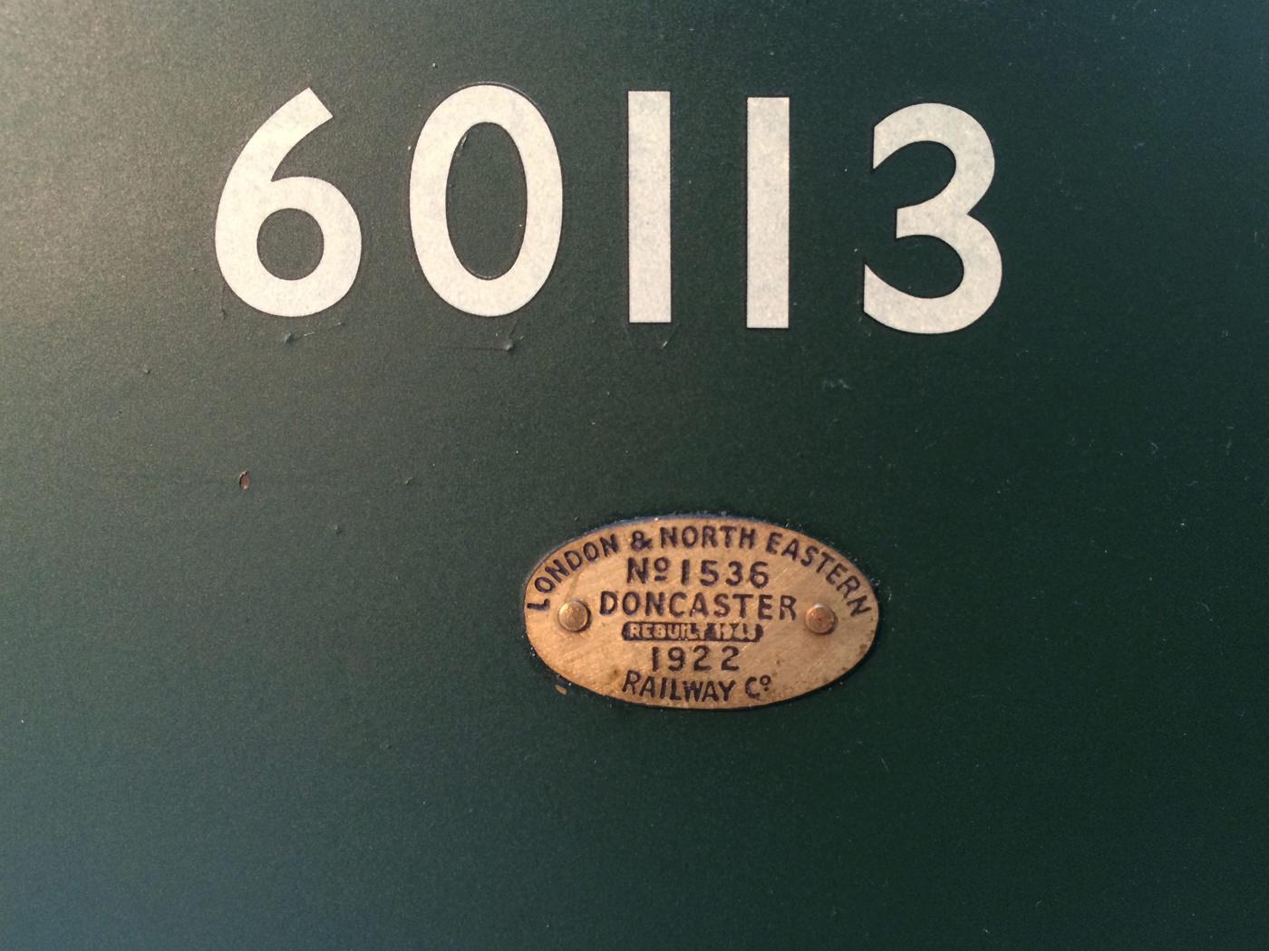 test 3 gauge LNER Thompton A1 Heilan Lassie for sale 13