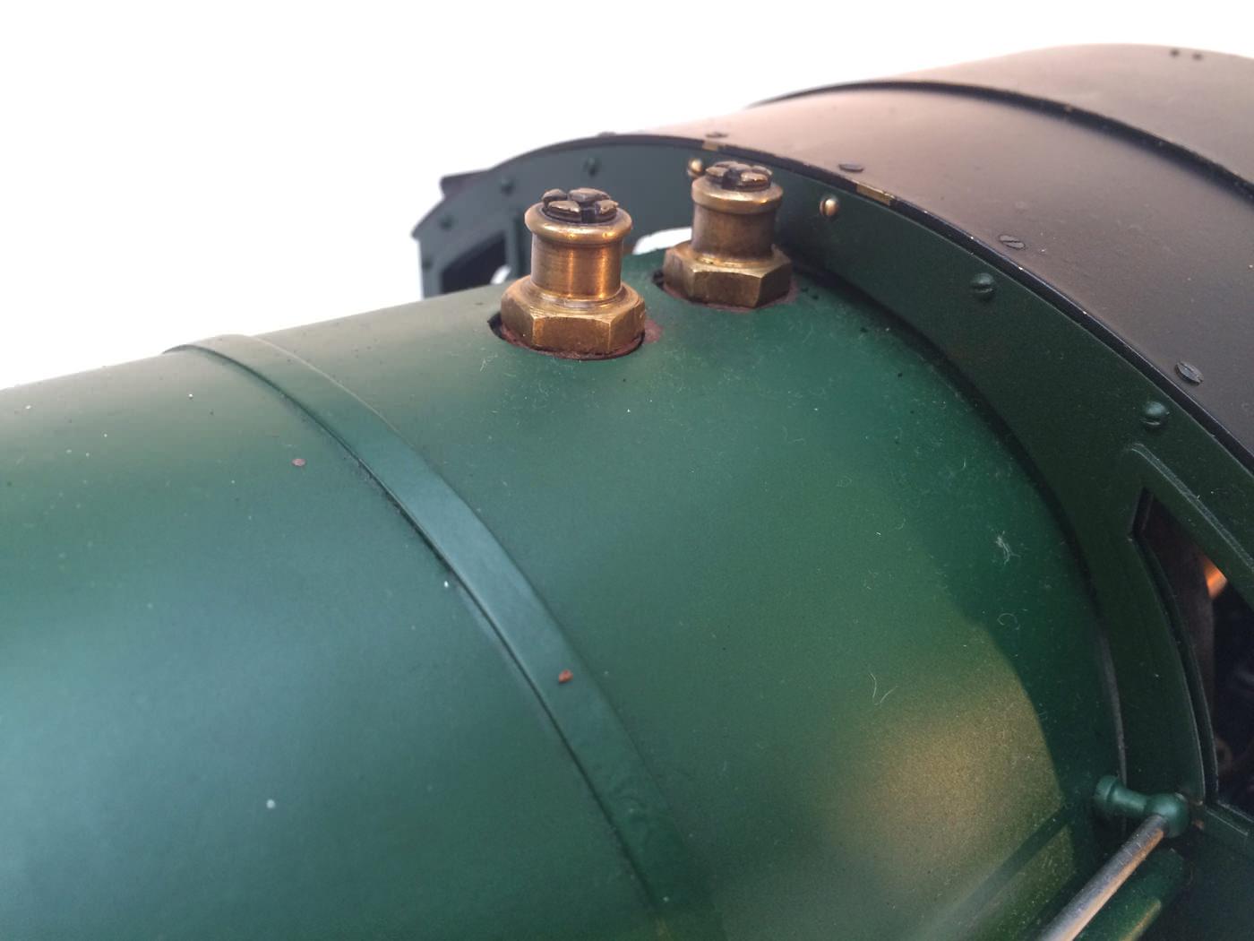 test 3 gauge LNER Thompton A1 Heilan Lassie for sale 14