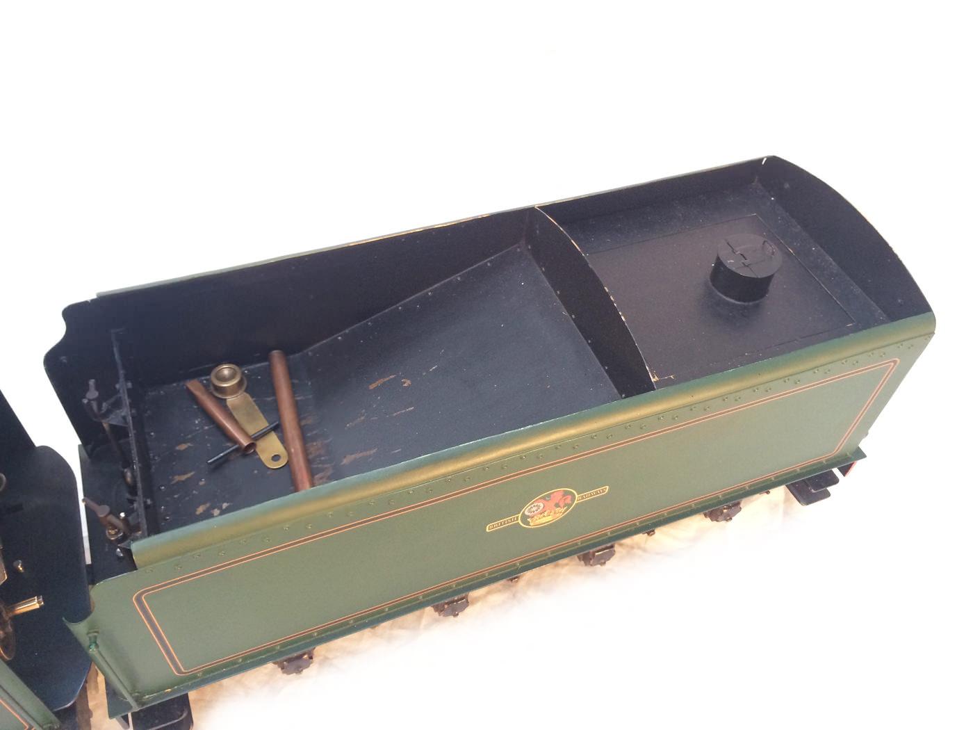 test 3 gauge LNER Thompton A1 Heilan Lassie for sale 16